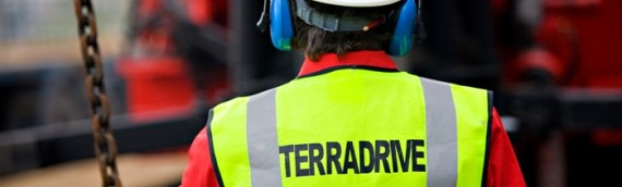 Health & Safety – a core value at Terradrive